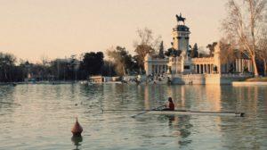 estanque del retiro en madrid