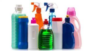 quimicos de limpieza